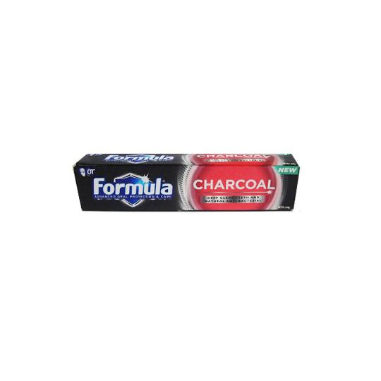 FORMULA PASTA GIGI NANO CHARCOAL 160G