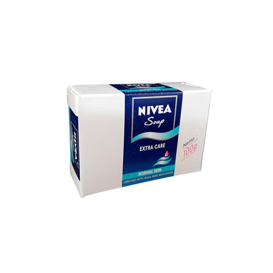 NIVEA SOAP EXTRA CARE NORMAL SKIN 100GR