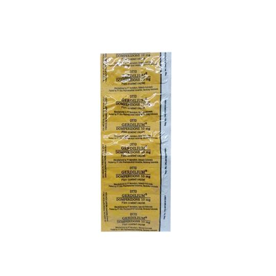 GERDILIUM 10 MG 10 KAPLET