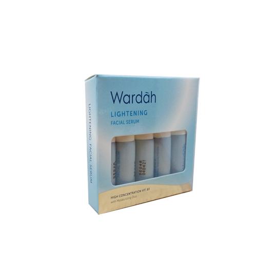 Wardah Lightening Facial Serum 5x5ml Kegunaan Efek Samping Dosis Dan Aturan Pakai Halodoc
