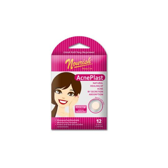 Nourish Beauty Care Acne Plast Pink
