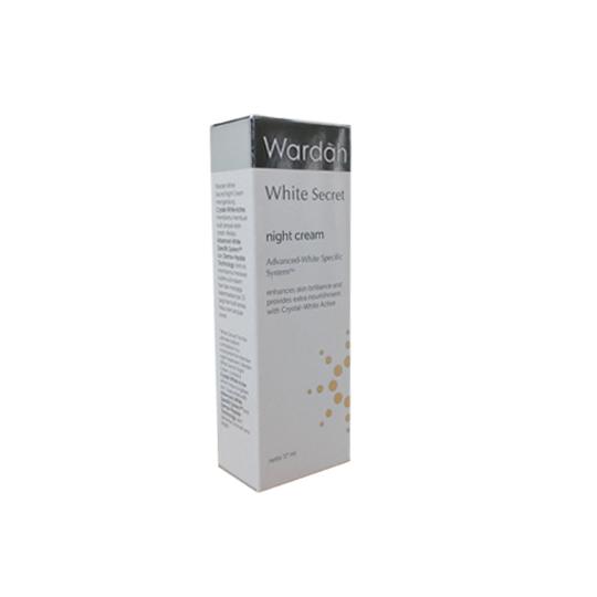 WARDAH WHITE SECRET NIGHT CREAM 17ML