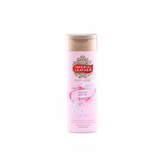 IMPERIAL LEATHER BODY LOTION SOFTLY 200ML