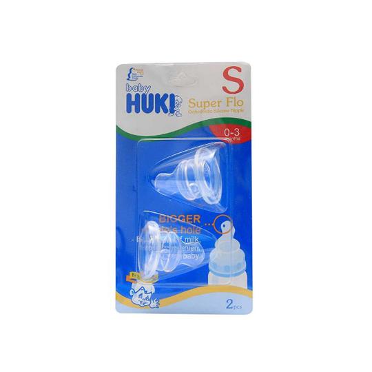 Baby Huki Dot Super Flo S 2 Pieces