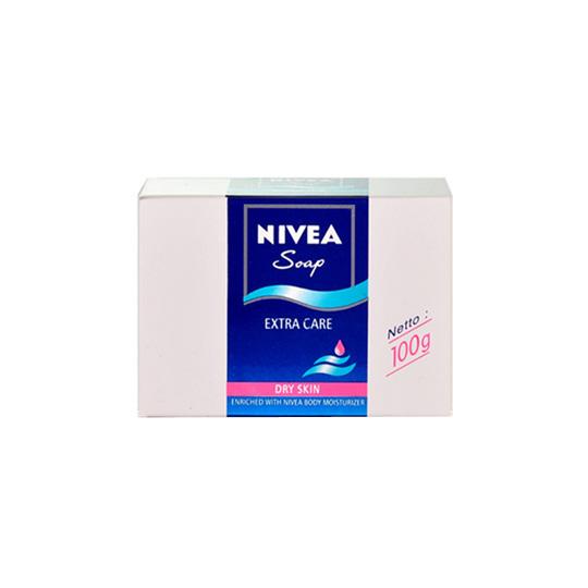 NIVEA EXTRA SOAP DRY SKIN 100GR