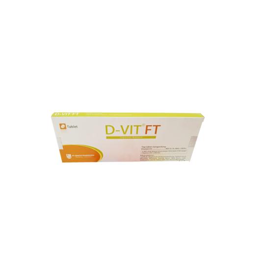 D-VIT FT 400 IU 10 TABLET