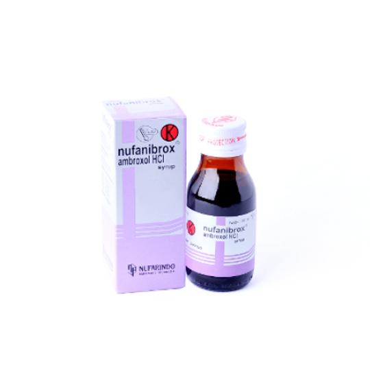 NUFANIBROX SIRUP 60 ML
