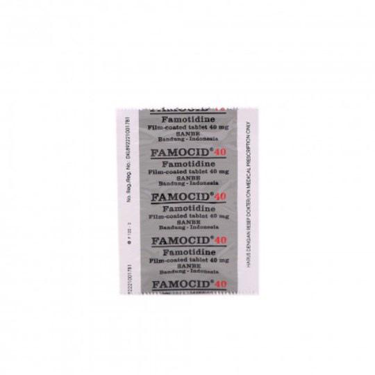 FAMOCID 40 MG 6 TABLET