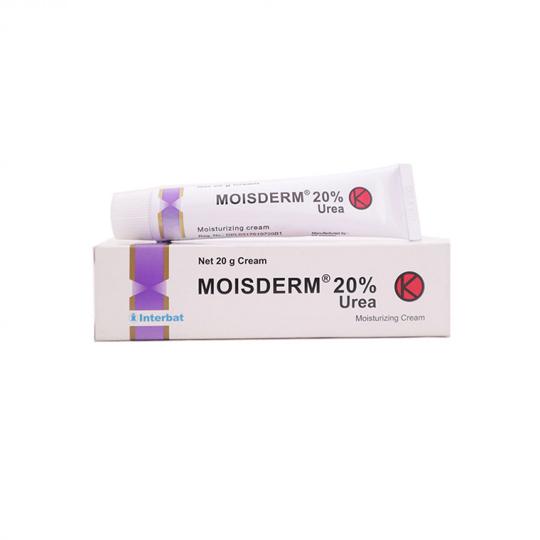 MOISDERM 20% CREAM 20 G