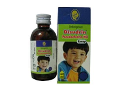 DISUDRIN SIRUP 60 ML