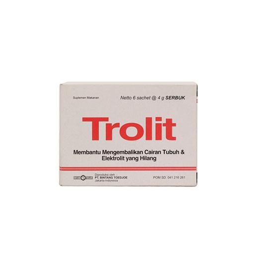 TROLIT GRANUL 4 G