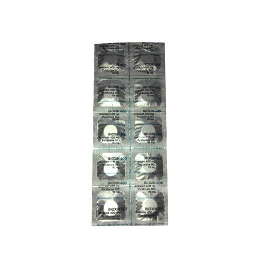 INOXIN 10 TABLET