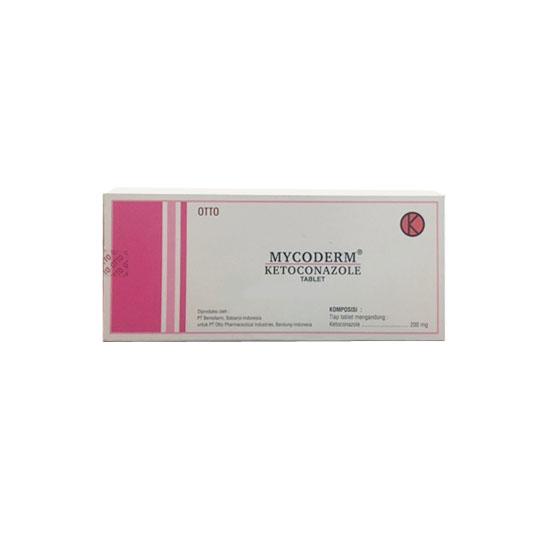 MYCODERM TABLET 200 MG