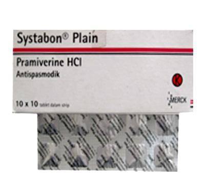 SYSTABON PLAIN 2 MG 10 TABLET