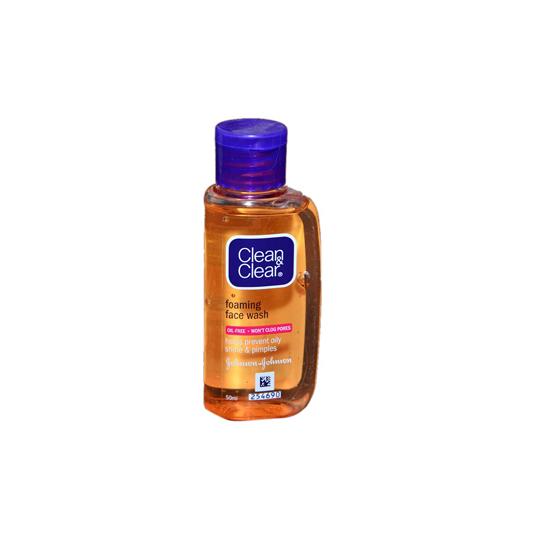 CLEAN & CLEAR FACIAL WASH 50 ML