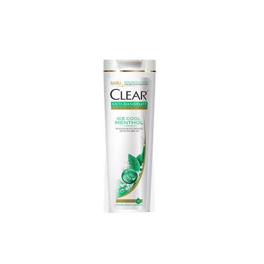 CLEAR SHAMPOO ICE COOL MENTHOL 90 ML