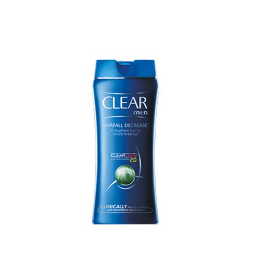 CLEAR SHAMPOO MEN HAIR FALL DECREASE 90 ML