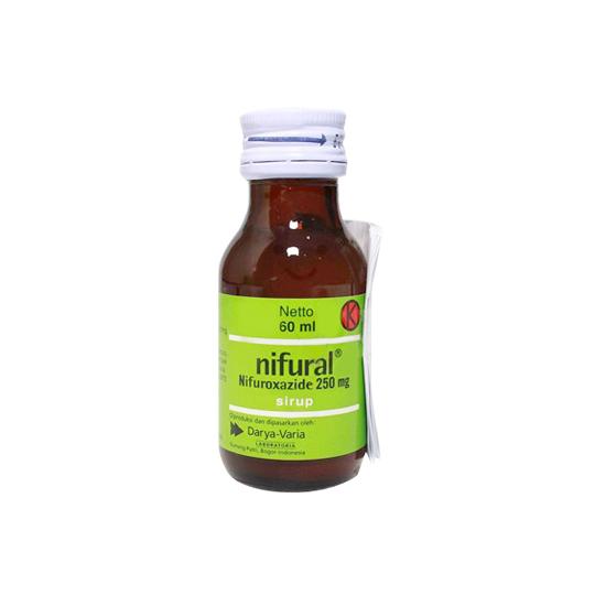 NIFURAL SIRUP 60 ML