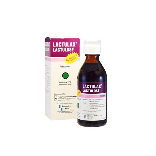 LACTULAX SIRUP 200 ML