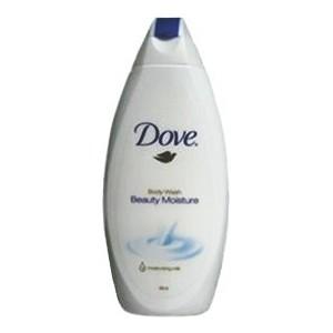 DOVE BODY WASH BEAUTY MOISTURE 400 ML