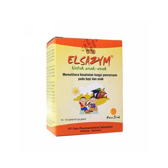 ELSAZYM FOR CHILDREN GRANUL