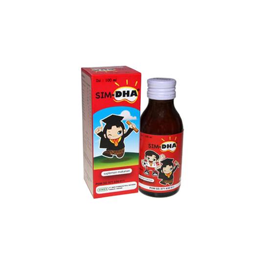 SIM-DHA SIRUP 100 ML
