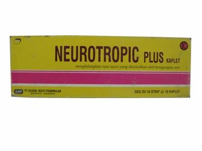 NEUROTROPIC KAPLET