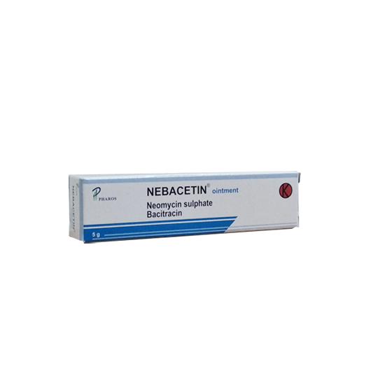 NEBACETIN SALEP 5 G