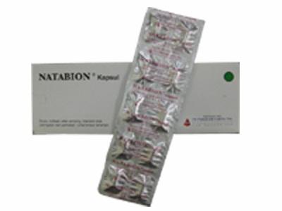 NATABION 10 KAPSUL