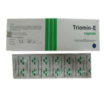 TRIOMIN-E 10 KAPSUL