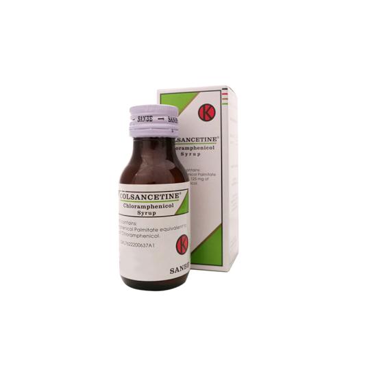 COLSANCETINE SIRUP 60 ML