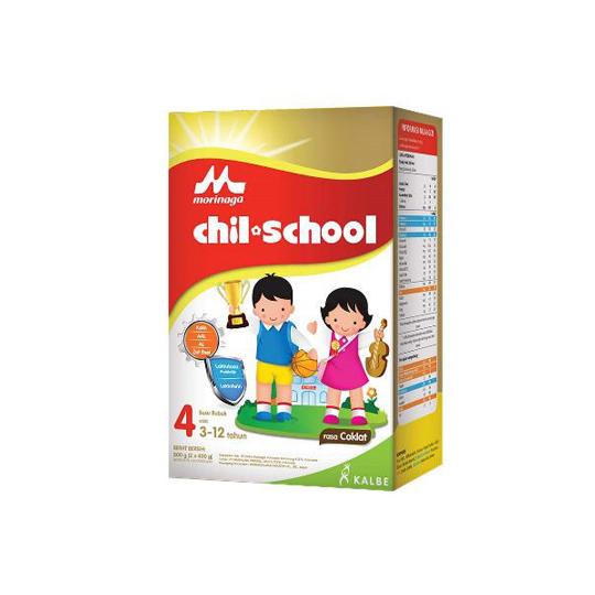CHIL SCHOOL COKLAT 200 G