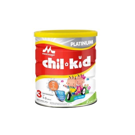 CHIL KID PLATINUM RASA VANILA 800 G