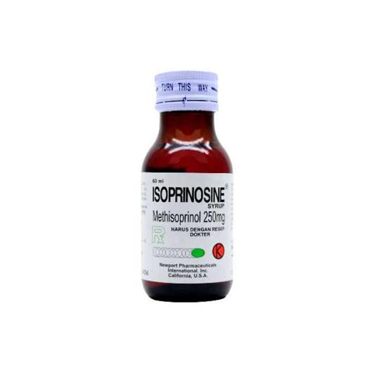 ISOPRINOSINE SIRUP 60 ML