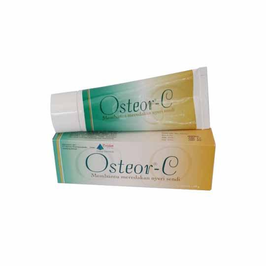 OSTEOR-C CREAM 60 G