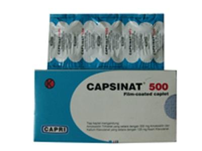 CAPSINAT FC 6 KAPLET