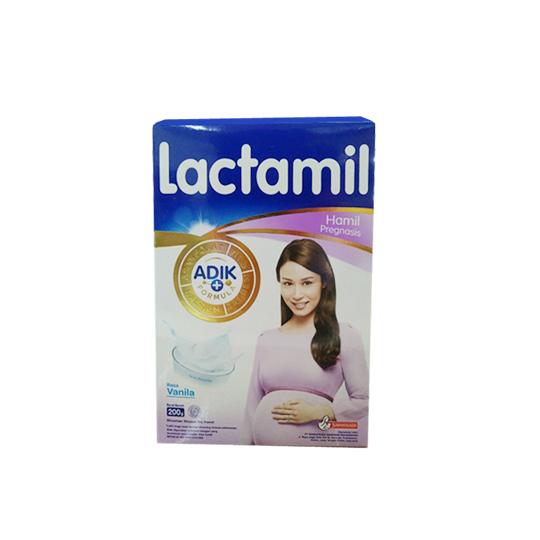 LACTAMIL PREGNASIS RASA VANILA 200 G