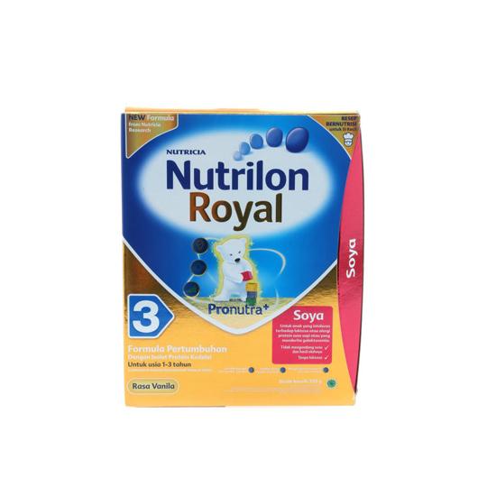 NUTRILON ROYAL SOYA 3 400 G