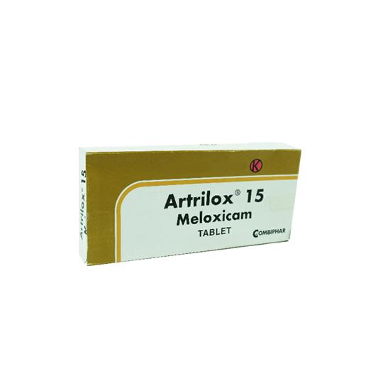 ARTRILOX 15 MG 10 TABLET