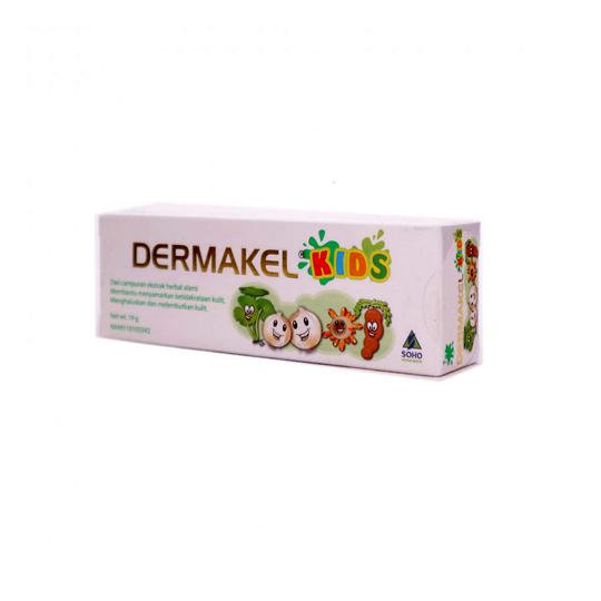 DERMAKEL KIDS GEL 19 G