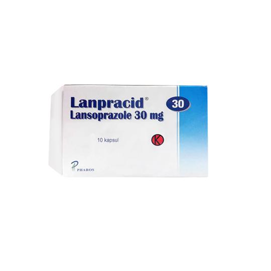 LANPRACID 30 MG 10 KAPSUL