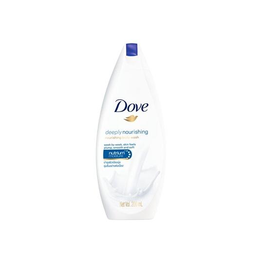 Dove Deeply Nourishing Body Wash 200 ml