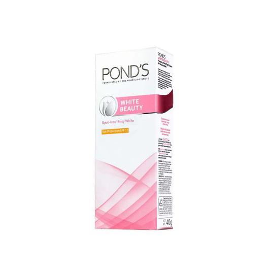 POND'S WHITE BEAUTY UV PROTEC SPF 15 CREAM 40 G