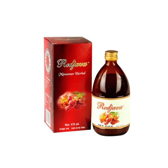 REDJAVA HERBAL DRINK 475 ML