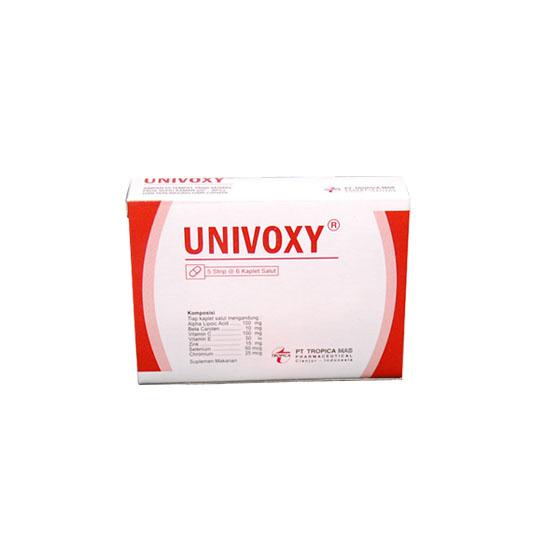 UNIVOXY 6 KAPLET