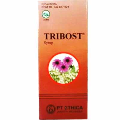 TRIBOST SIRUP 60 ML