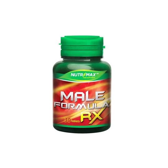 NUTRIMAX MALE FORMULA RX 30 TABLET