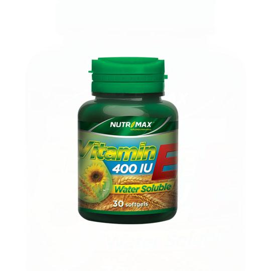NUTRIMAX WATER SOLUBLE KAPSUL 400 IU