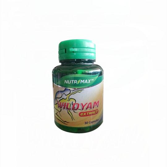 NUTRIMAX WILD YAM EXTRACT KAPSUL