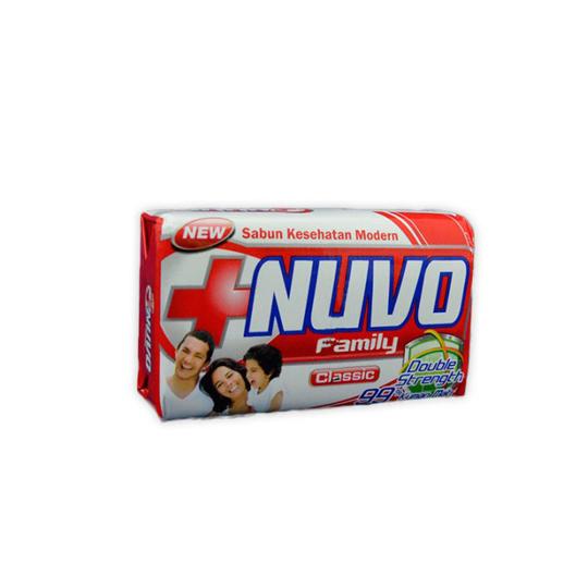 NUVO CLASSIC SABUN BAR 80 G